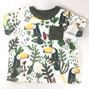 Gymboree, Rainforest Pattern, Baby 0-3 Months
